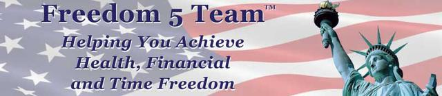 Work From Home Business Opportunity - Freedom 5 Team