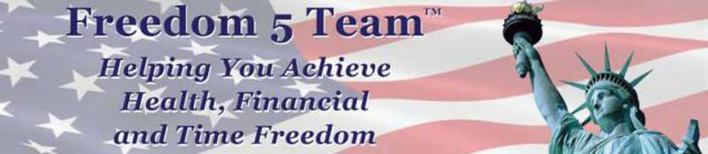 Work From Home Business - Freedom 5 Team